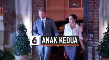 Pangeran Harry dan Meghan Markle tengah menantikan kelahiran anak kedua mereka. Meghan diprediksi akan melahirkan di luar Inggris, hal ini belum pernah terjadi sebelumnya dalam silsilah kerajan.