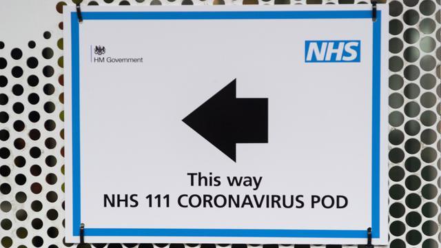 Inggris Sediakan Bilik Khusus Pemeriksaan Corona