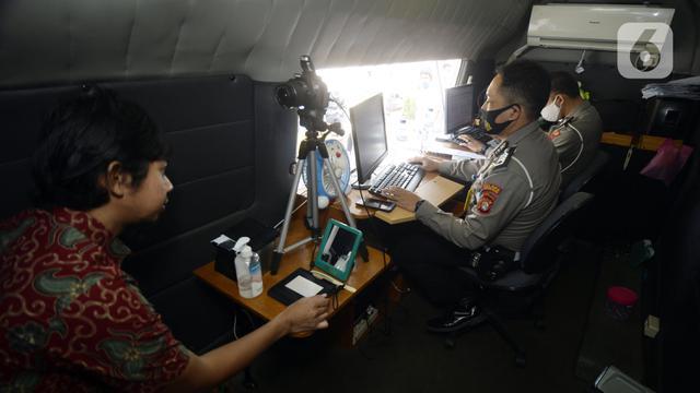 5 Lokasi Sim Keliling Di Jakarta Hari Ini 1 Februari 2021 Otomotif Liputan6 Com