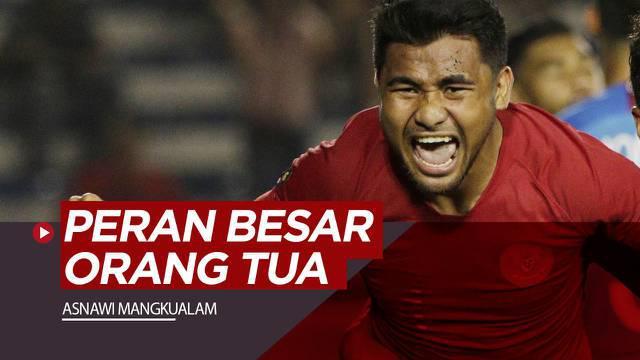 Berita video wawancara pemain timnas Indonesia, Asnawi Mangkualam bersama PSSI TV.