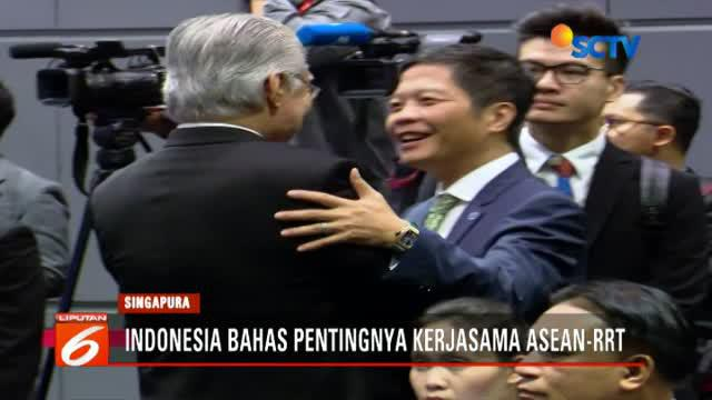Konsep Indo-Pasifik telah diangkat oleh Indonesia dalam sejumlah pertemuan regional.