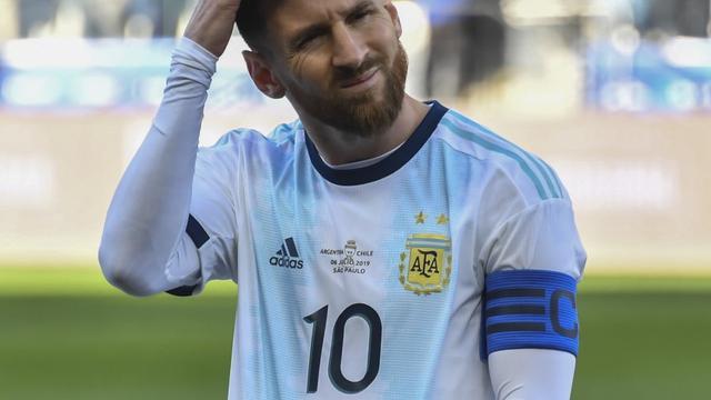 Lionel Messi, Copa America 2019
