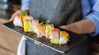 Ilustrasi sushi. (dok. Pexels/Huy Phan)