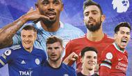Premier League - Ilustrasi Bintang Klub Bix Six (Bola.com/Adreanus Titus)
