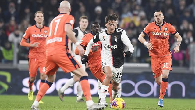 Juventus Cukur Udinese 4-0