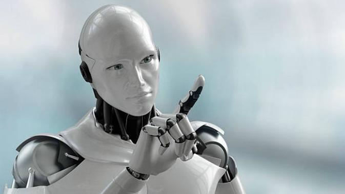 Ilustrasi robot (iStock)
