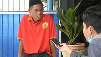 Ambo (42) narapidana di Rutan Samarinda menolak program asimilasi pembebasan bersyarat karena tak punya keluarga.
