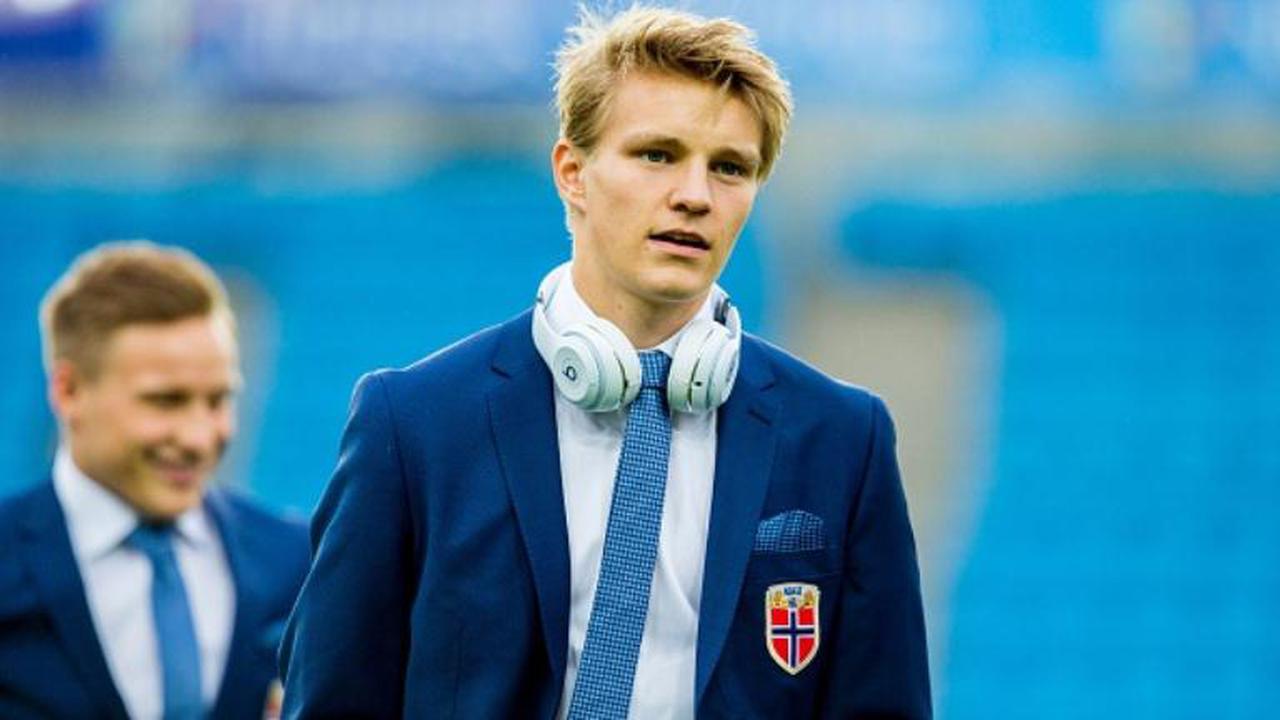 Martin Odegaard Enggan Tinggalkan Real Madrid