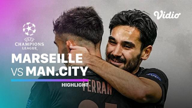 Berita video highlights laga grup C Liga Champions 2020/2021, antara Marseille melawan Manchester City yang berakhir dengan skor 0-3, di mana Ferran Torres kembali mencetak gol, Rabu (26/10/2020) dinihari WIB.