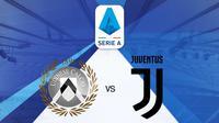 Serie A - Udinese Vs Juventus (Bola.com/Adreanus Titus)