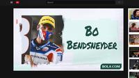 Ilustrasi - Konten Youtube Bo Bendsneyder (Bola.com/Adreanus Titus)