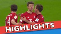 Video highlights antara Bayern Munchen melawan Werder Bremen yang berakhir dengan skor 5-0, pada lanjutan Bundesliga Jerman pekan ke-26.
