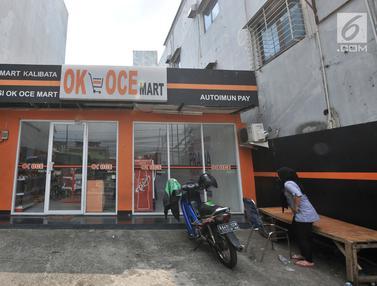 Kondisi OK OCE Mart Kalibata yang Hampir Bangkrut