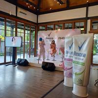 Denpasar, Bali menjadi kota terakhir yang akan dikunjungi oleh Rexona x Fimela.