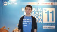 DANA hadir untuk mengakselerasi lajunya ekonomi digital Indonesia, melalui sinergi dari pelaku bisnis online, offline, masyarakat sebagai konsumen, dan penyedia infrastruktur.