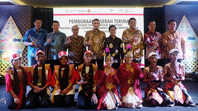 Program Siswa Mengenal Nusantara, Anak Gorontalo & Jatim Saling Bertukar Budaya