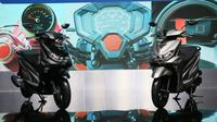 Yamaha FreeGo resmi meluncur di Indonesia Motorcycle Show 2018. (Herdi Muhardi)
