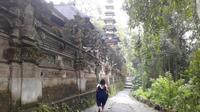 Wisatawan menikmati destinasi wisata Bali (Liputan6.com / HMB)