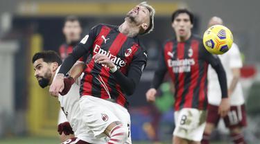 Coppa Italia AC Milan vs Torino
