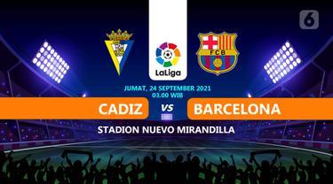 Prediksi Cadiz vs Barcelona