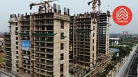 Daan Mogot City (Damoci), Jakarta Barat, terdiri atas 7 menara apartemen, serta area pusat perbelanjaan di lahan seluas 16 hektare pada tahap pertama.
