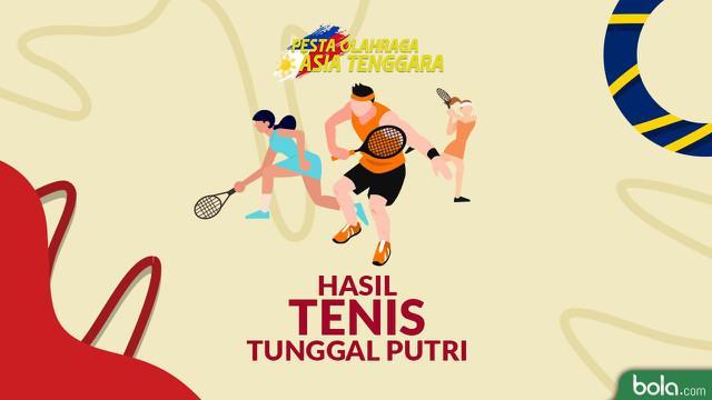 Berita video catatan perjalanan Aldila Sutjiadi raih emas di SEA Games 2019 cabang tenis tunggal putri.