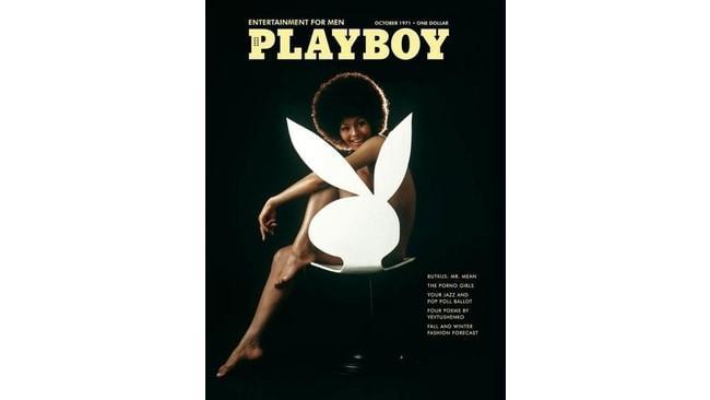 Simak deretan sampul majalah dewasa Playboy yang paling ikonis berikut ini. (Foto:Harpersbazaar)