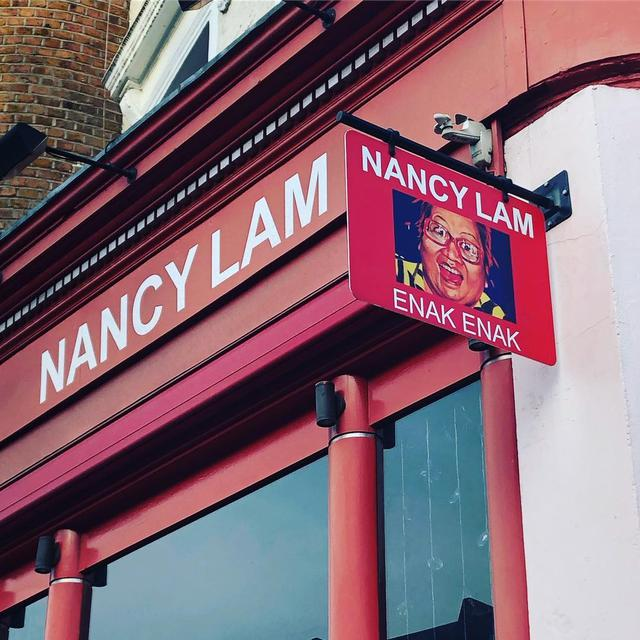 Nancy lam, salah satu restoran yang menyajikan masakan Indonesia di London. (dok Instagram @alex_p_cooper/https://www.instagram.com/p/BtZArurA8nX//Adhita Diansyavira)