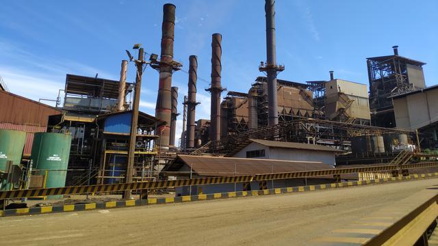 Tambang Nikel PT Vale di Sorowako, Sulawesi Selatan