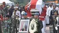 Banner Infografis Warisan BJ Habibie untuk Indonesia dan Dunia. (Merdeka.com/Iqbal Nugroho)
