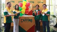 PT Sumber Kopi Prima meluncurkan kopi baru dengan brand Caffino dan gaet Iqbaal Ramadhan sebagai brand ambassador. (Deki Prayoga/Fimela.com)