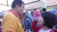 GKR Bendara membagikan tips minum jamu supaya tidak terlalu pahit