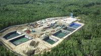 PT Pertamina EP, menambah produksi minyak 751 BOPD dari Sumur BNG-A1 di Adera Field.