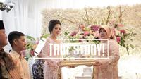Jelang pernikahan, pemberian seserahan jadi salah satu ritual yang pasti dilewati. Para artis pun melakukannya, dan pastiya dengan isi yang fantastis! (Foto: instagram.com/seserahan_id)