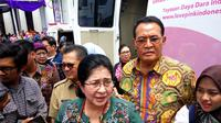 Deteksi dini kankernya menyasar 37 juta jiwa di seluruh kabupaten/kota di Indonesia