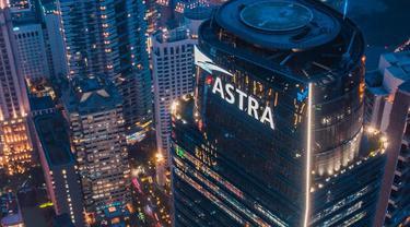 Gedung PT Astra International Tbk (Foto: Astra)