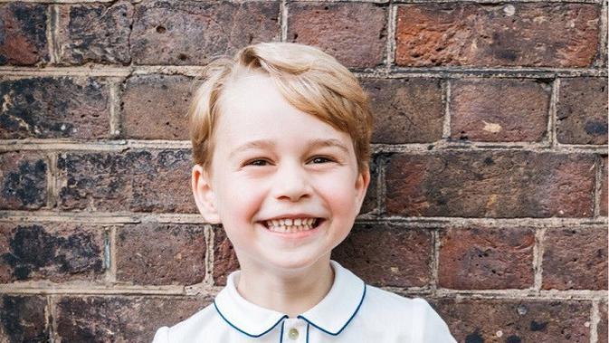 Mewarisi Bakat Putri Diana, Pangeran George Jago Menari