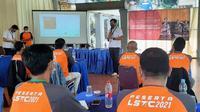 """PT Mitra Pinasthika Mustika Tbk kembali menggelar program """"Life Skill Training Center – Kelas Mengemudi Profesional"""" yang ditujukan bagi pengemudi non-profesional. (MPM)"""