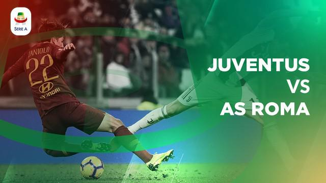 Berita video statistik pertandingan  Juventus mengalahkan AS Roma 1-0 pada pekan ke-17 Serie A, di Allianz Stadium, Turin, Minggu (23/12/2018) dini hari WIB.
