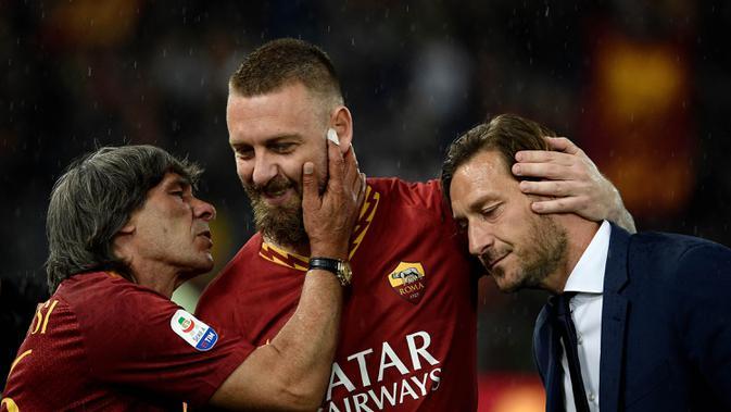 Inter Milan Ingin Rekrut Mantan Kapten AS Roma