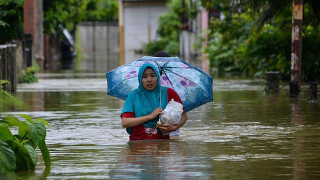 Banjir Rendam 14 566 Rumah Di Aceh Timur 1 Orang Tewas Terbawa Arus News Liputan6 Com