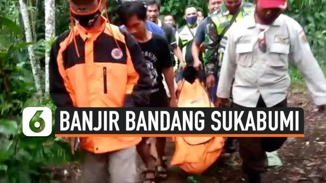 Tim gabungan SAR menemukan 3 korban yang hanyut dalam peristiwa banjir bandang di Cicurug Sukabumi. Ketiganya segera dievakuasi ke RS untuk proses identifikasi. Sekitar 319 KK korban banjir kini mengungsi di lokasi penampungan.