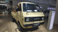 Suzuki Carry Pikap Lawas Tetap Jadi Legenda (Arief A / Liputan6.com)
