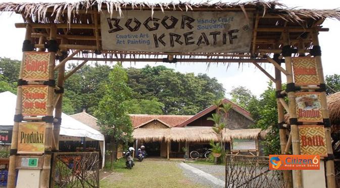 Komunitas Bogor Creatif memberikan inspirasi untuk menghasilkan produk-produk inovatif baru bernilai tambah dan berdaya saing tinggi.