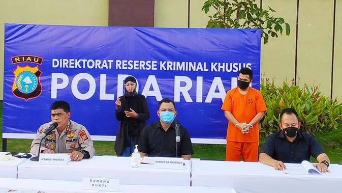 BJBR Korban Kejahatan Perbankan Rp3,2 Miliar Minta Polisi Usut Tuntas BJB Pekanbaru - Regional Liputan6.com