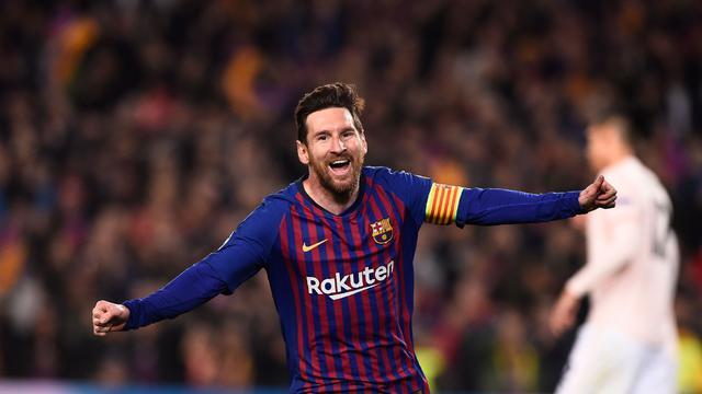 Atlet Terkaya - Lionel Messi