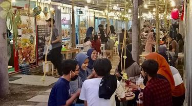 Kampung Kuliner Klaten Jadi Pusat Jajanan dan Wadah UMKM Lokal