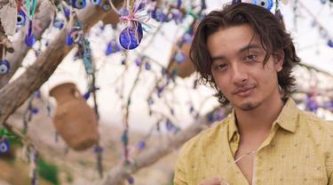 Bryan Elmi Domani atau kerap disapa Bryan Domani adalah aktor muda yang namanya sudah tak asing lagi bagi masyarakat Indoensia. Masih berusia 19 tahun, karir Bryan di dunia hiburan pun tak perlu diragukan. (Liputan6.com/IG/@bryandomani_bd_)