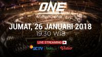 One Championship 26 Jan (Bola.com/Adreanus Titus)