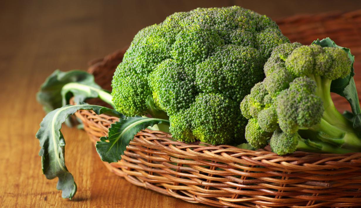 Brokoli, terutama di bagian kecambah memiliki phytochemical sulforaphane yang dipercaya dapat mencegah beberapa tipe kanker seperti kanker usus dan rectal. Sulforaphane, sejenis antioksidan yang dapat menghancurkan sel-sel tumor. (Istimewa)